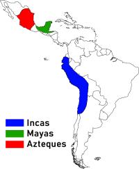 Carte de l'Amérique latine par Joachim Taieb